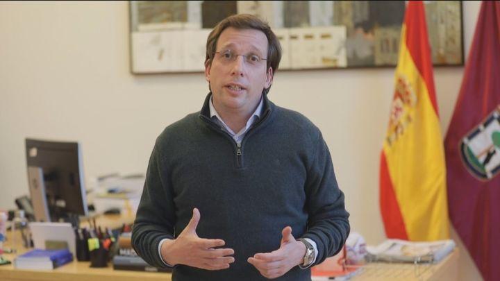 Madrid solicitará este jueves al Gobierno la declaración de zona catastrófica para la capital