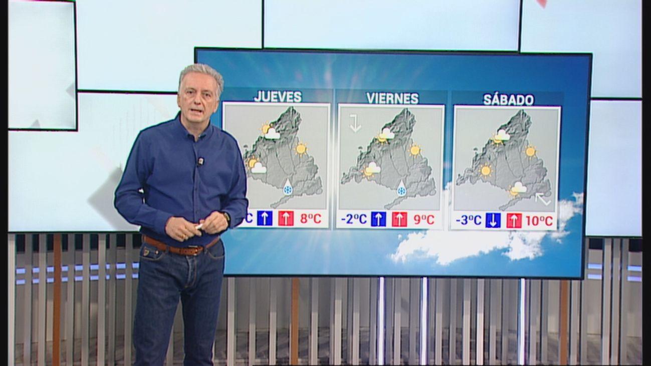 Madrid rebaja la alerta del frío, aunque las heladas serán muy intensas al sur de la región