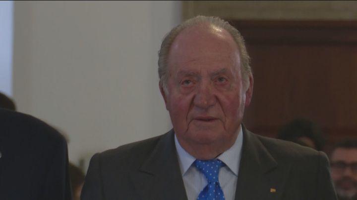 El PSOE, PP y Vox vuelven a vetar en el Congreso la investigación al rey Juan Carlos