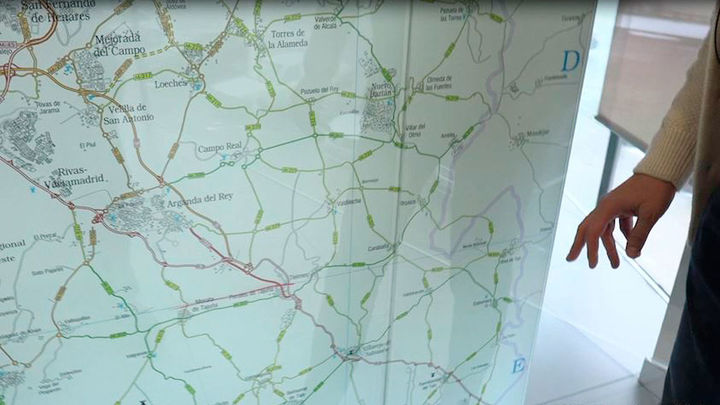 El paso de Filomena por Madrid dispara la demanda de gasoil