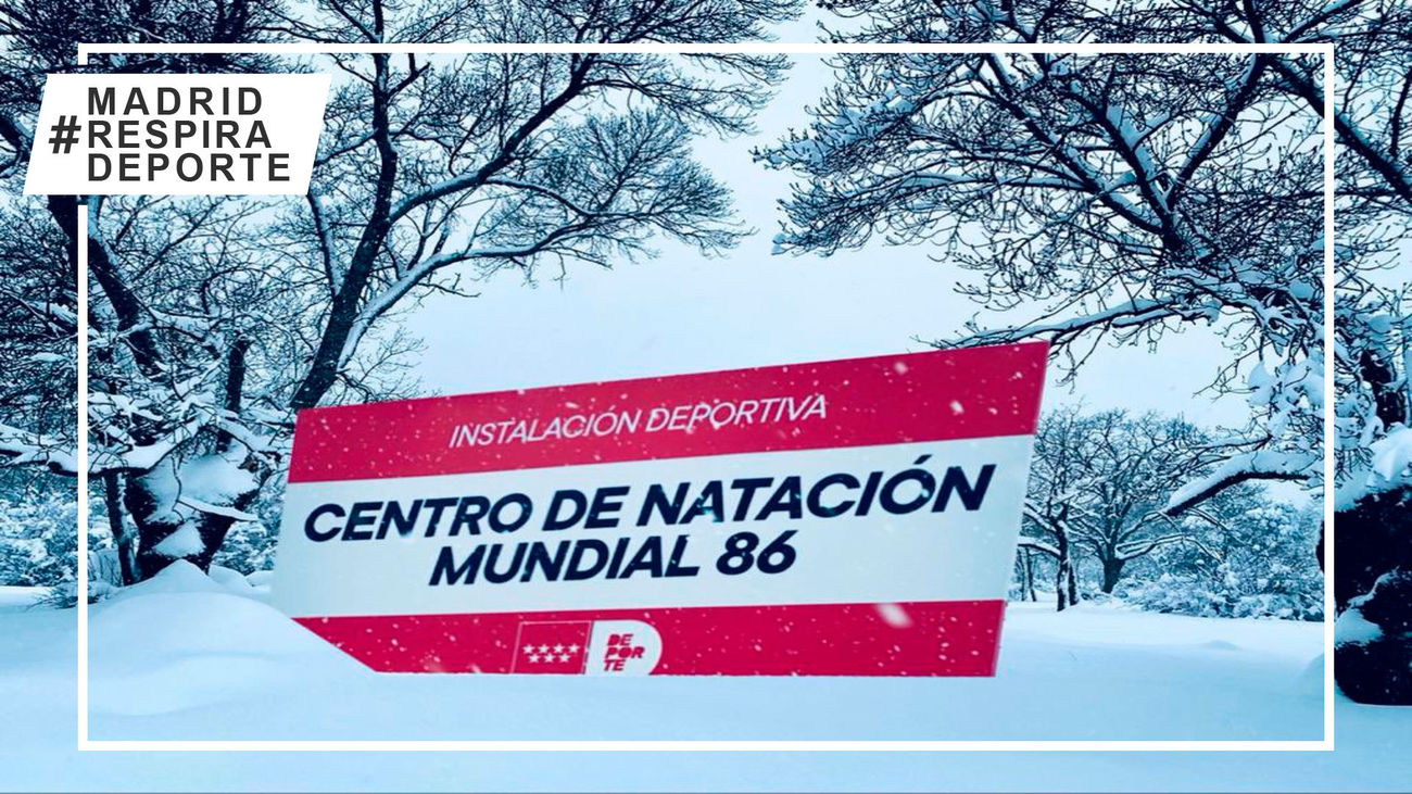 Centro de Natación Mundial 86