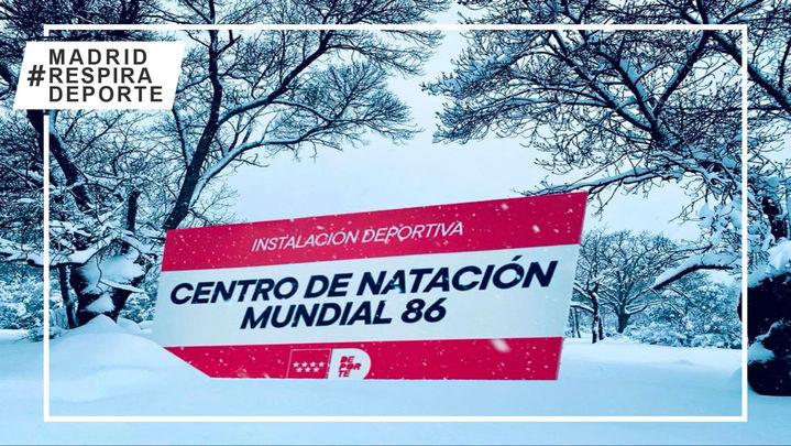 Los centros deportivos de Madrid continuarán cerrados  toda la semana