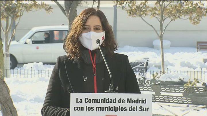 La Comunidad de Madrid pedirá al Gobierno ser declarada zona catastrófica
