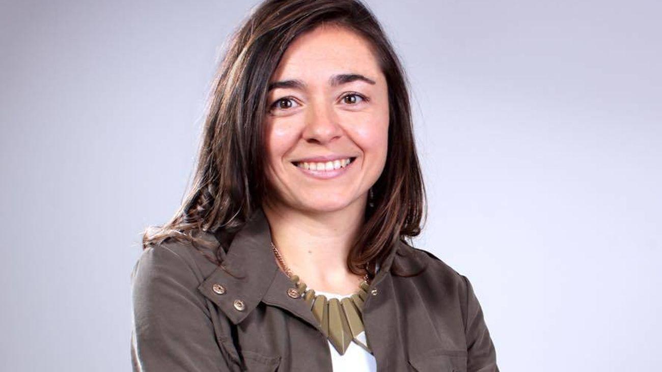 La alcaldesa de Ciempozuelos, Raquel Gimeno