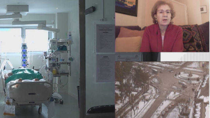 """La viróloga Margarita del Val señala que """"el coronavirus no se ha atenuado porque es de transmisión silenciosa"""""""