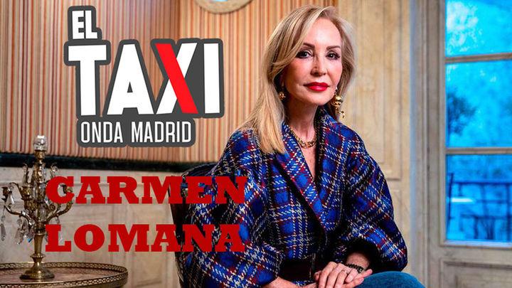 El Taxi de Carmen Lomana