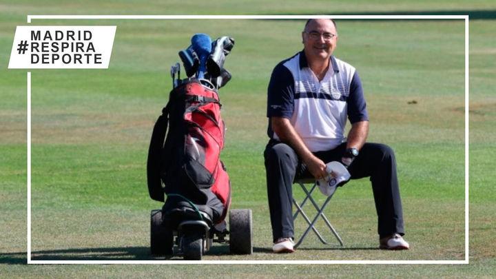 Madrid se rinde al golf