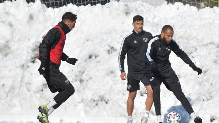 La Copa del Rey, un obstáculo pendiente de la nieve para el Rayo