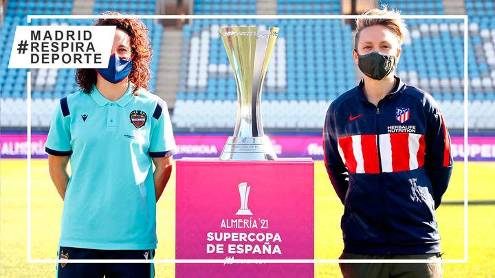 El Atlético de Madrid busca ante el Levante proclamarse 'supercampeón'