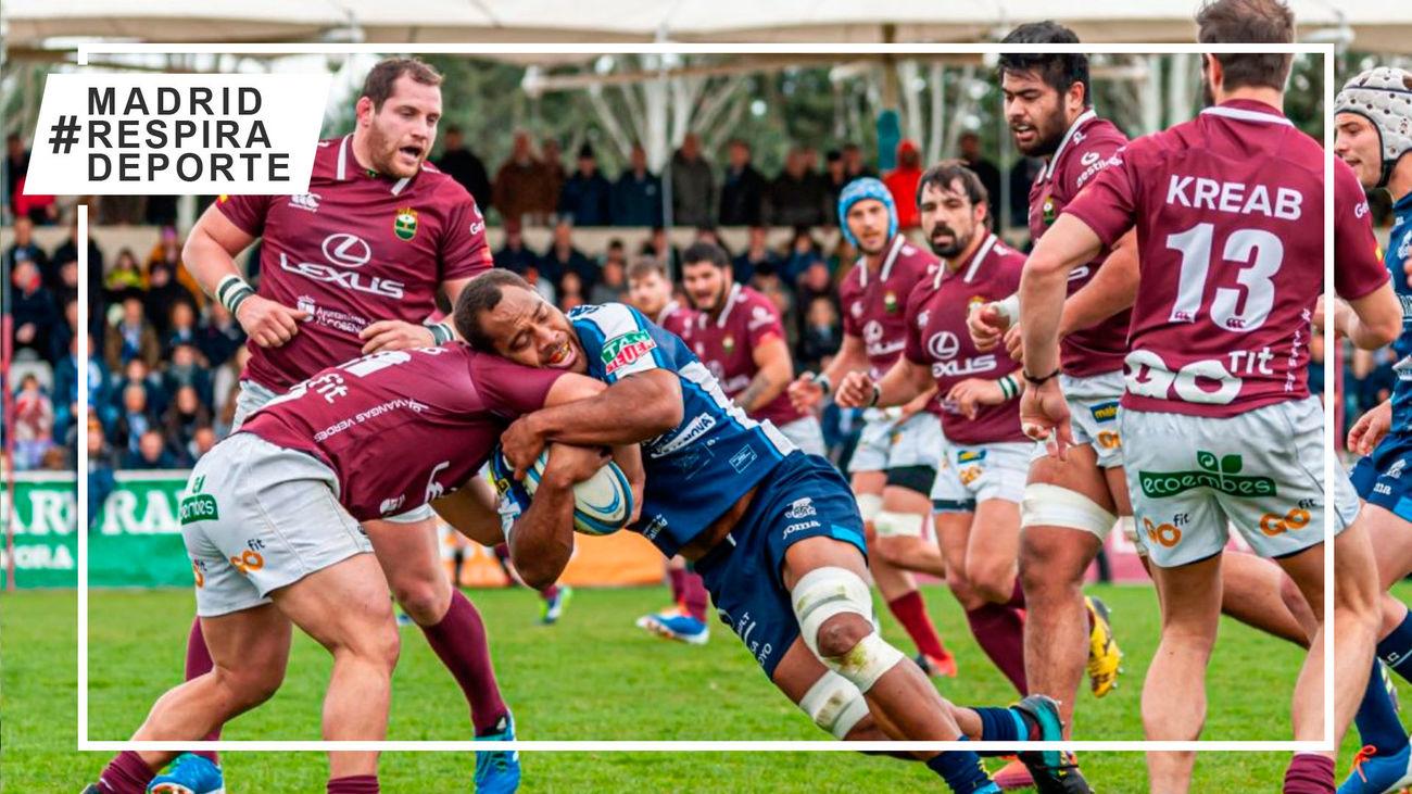 VRAC Quesos Entrepinares-Lexus Alcobendas Rugby
