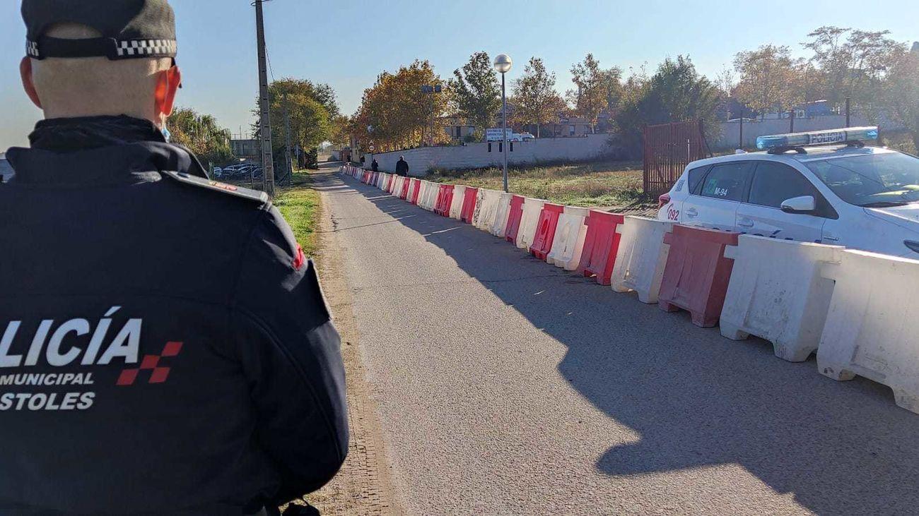 Nuevas restricciones a la movilidad en Móstoles, Collado Villalba y Las Rozas