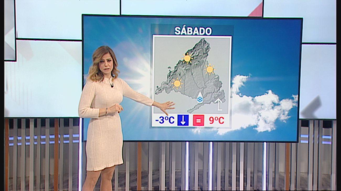 La ola de frío en Madrid se prolongará hasta el próximo miércoles