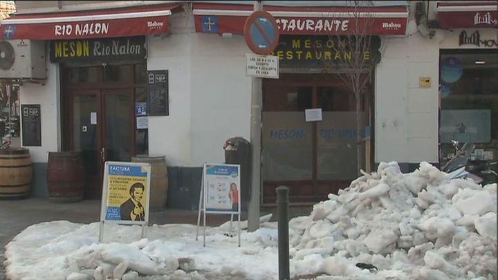 La hostelería de Madrid alerta de un 25% de pérdidas con el cierre de bares y restaurantes