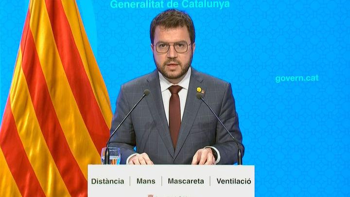 Cataluña pospone sus elecciones al 30 de mayo