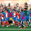3-1. Hazaña del Navalcarnero ante el Eibar y pasa a octavos de la Copa