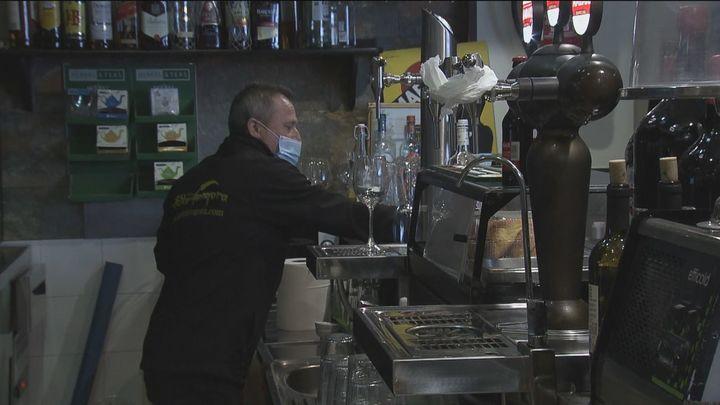 Aumenta en un 100% la venta de comida a domicilio en bares y restaurantes madrileños