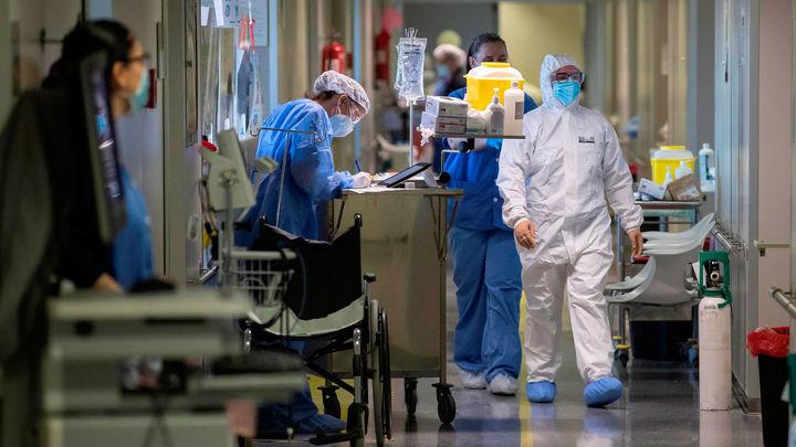 Sanidad registra 5.516 nuevos casos de Covid-19 y 201 fallecidos