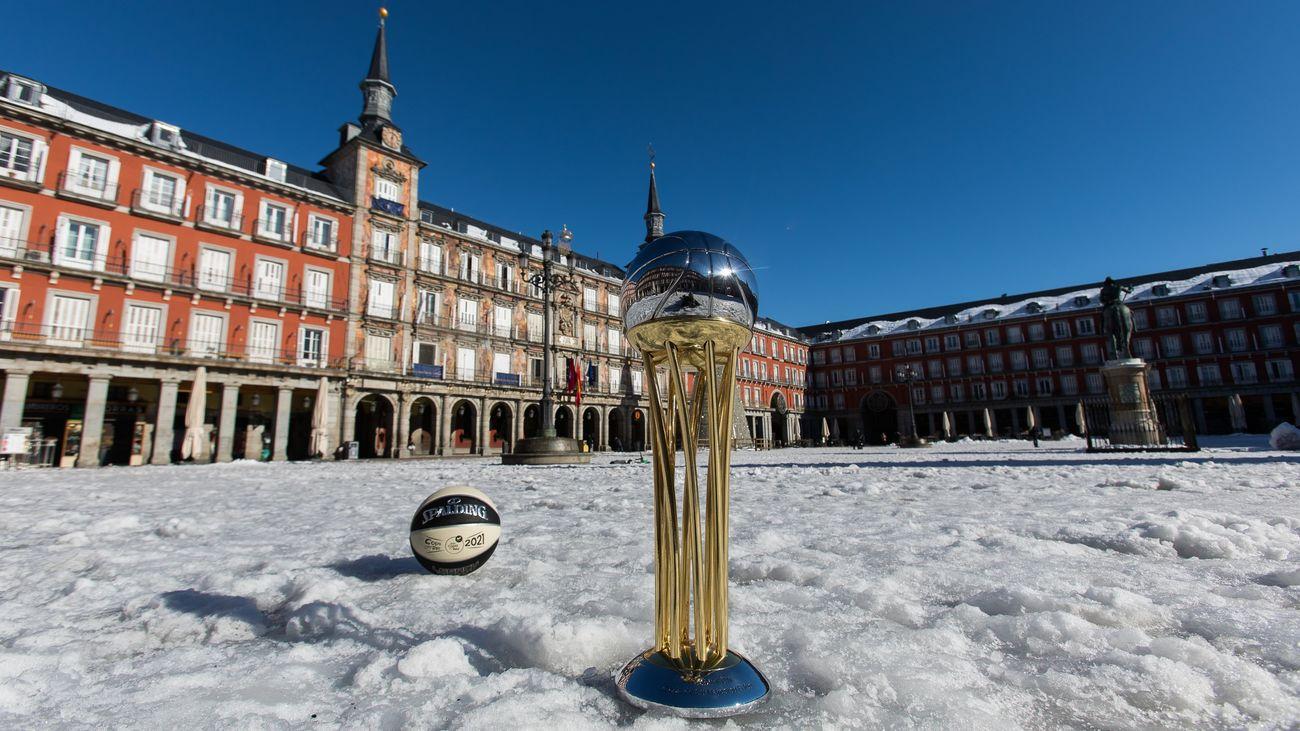 La Copa del Rey y la Plaza Mayor