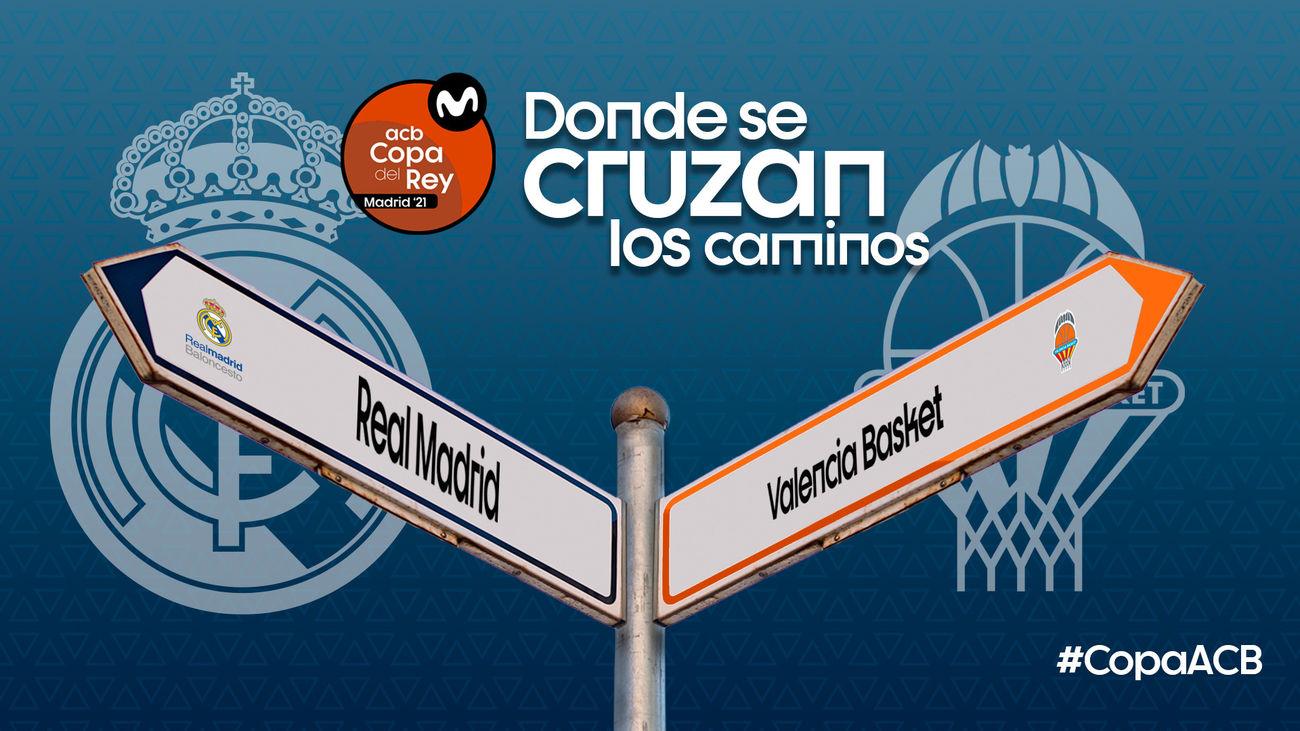 Real Madrid -Valencia Basket,
