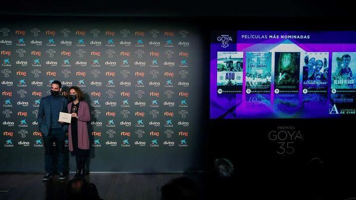 Las nominaciones a los Goya reconocen al cine más taquillero... menos a Santiago Segura