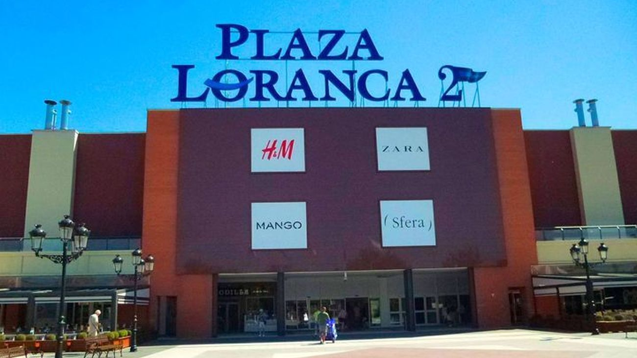 Centro comercial 'Plaza Loranca 2'
