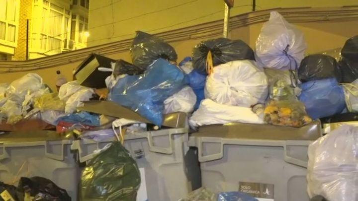 Vecinos de Tetuándenuncian que continúan las montañas de basura en algunas calles