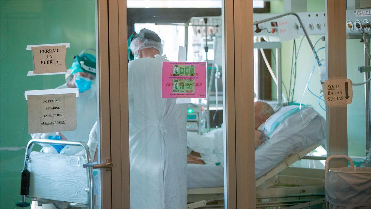 Madrid notifica 5.616 nuevos  casos de Covid, 4.481 contagios y 47 fallecidos de las últimas 24 horas