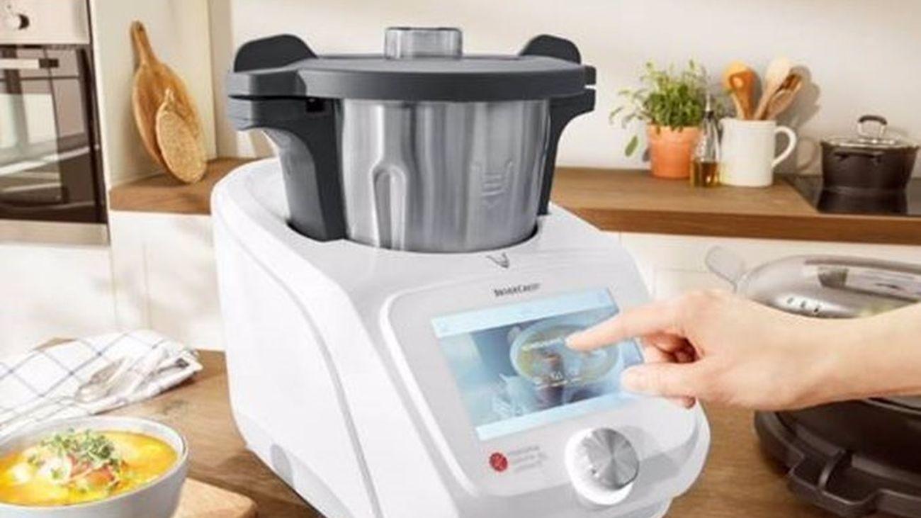 Robot de cocina 'Monsieur Cuisine Connect' de Lidl