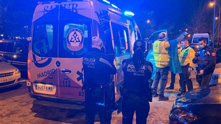 La Policía analiza en Carabanchel si hay un ajuste de cuentas por drogas en el apuñalamiento de un menor