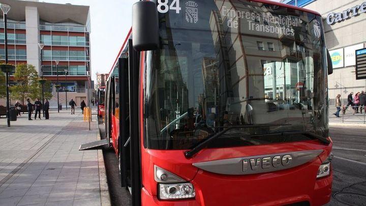 Fuenlabrada recupera el servicio de todas las líneas de autobús urbano