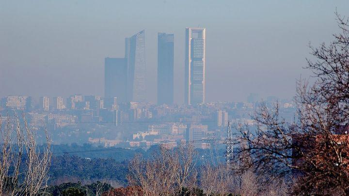 Villaverde y  Plaza Elíptica, las más perjudicadas por la alta contaminación