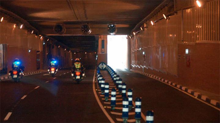 Madrid capital despliega un plan de actuación  en túneles urbanos ante la previsión de lluvias
