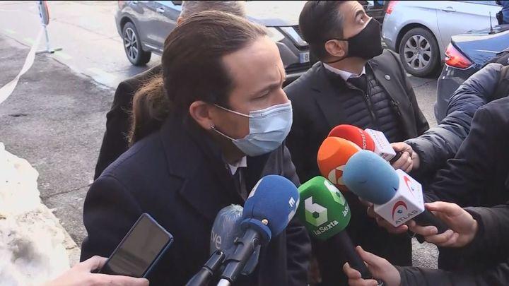 Iglesias mantiene que Puigdemont es exiliado y rechaza que ofenda a la memoria de los republicanos