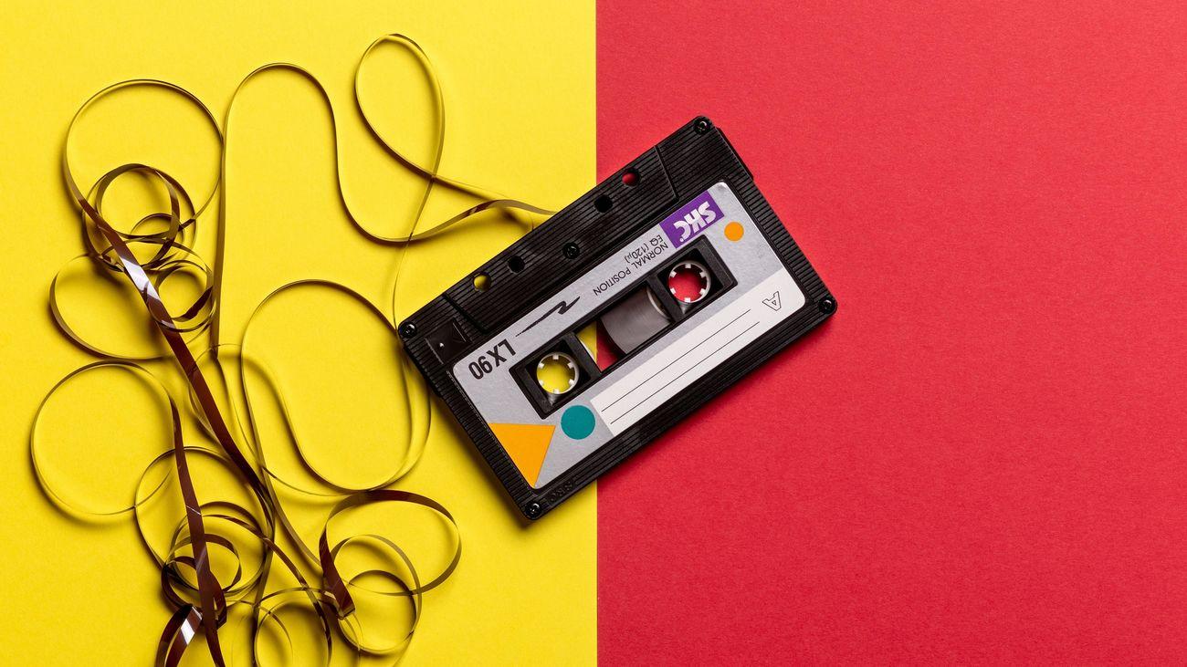 Un día en los años 80