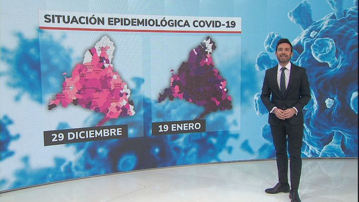 Aranjuez, Collado Villalba y Fuenlabrada superan los 1.000 casos de incidencia acumulada