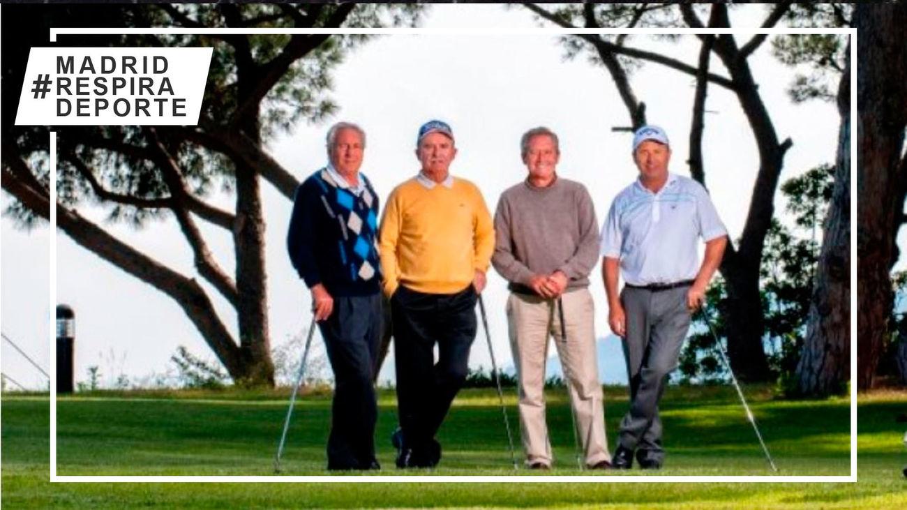 Golfistas históricos de Madrid