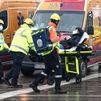 Los duros momentos vividos tras la explosión de Puerta de Toledo