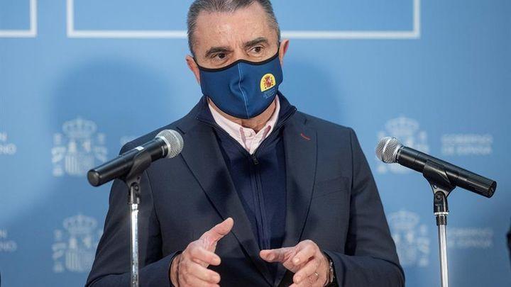 """José Manuel Franco: """"Al pasar del nivel 2 al nivel 1, la Comunidad de Madrid renunciaba implícitamente a la UME"""""""