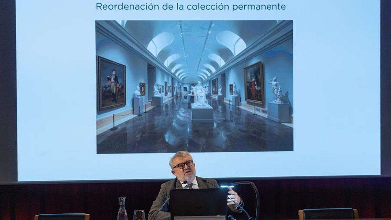 Miguel Falomir, director del Museo del Prado