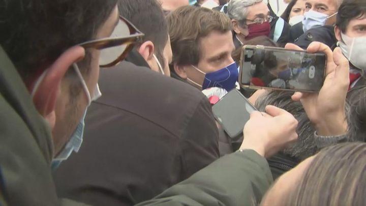 Almeida confirma dos fallecidos en la explosión de gas de la calle Toledo y nadie afectado en la residencia