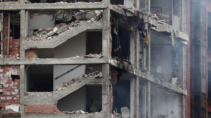 El delegado del Gobierno confirma tres fallecidos y un desaparecido en la explosión