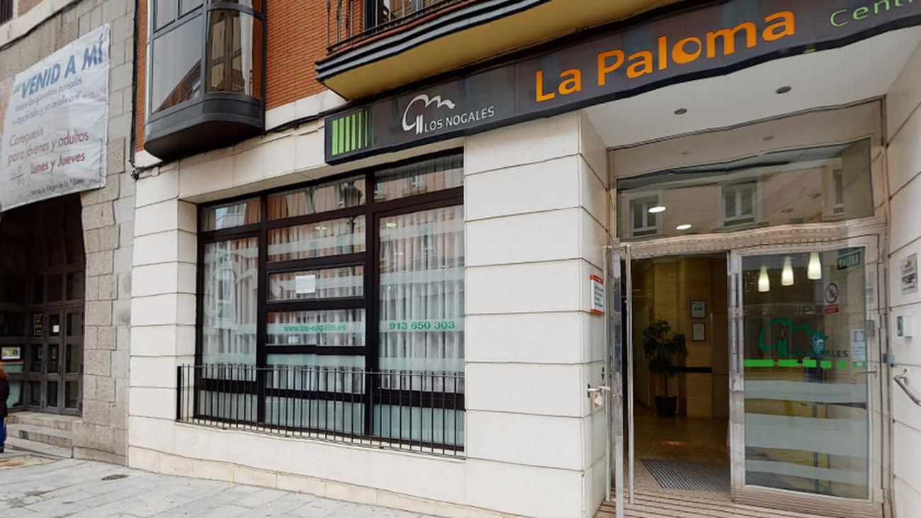 Ninguno de los ocupantes de la residencia  La Paloma ha resultado herido