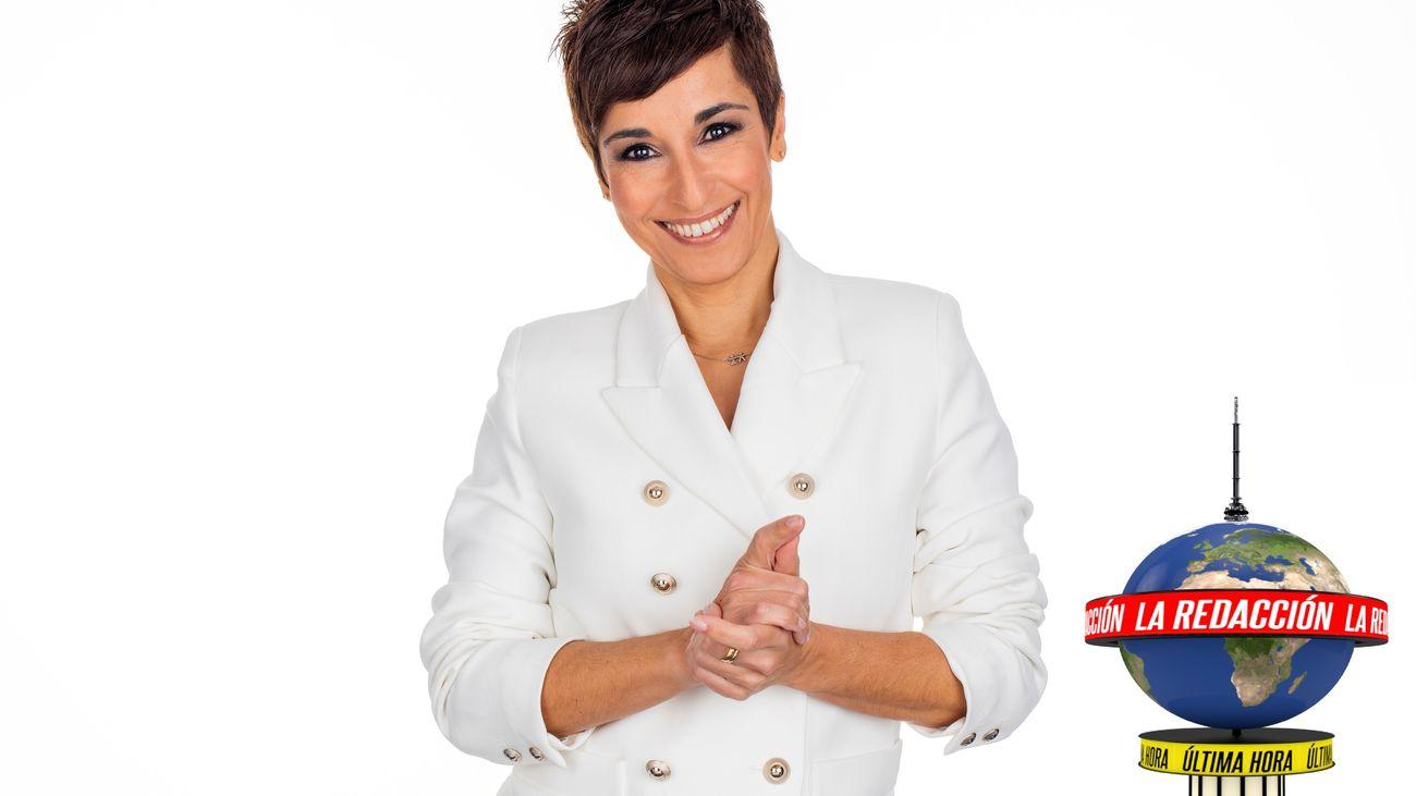 Adela González Acuña será la redactora jefa de 'La Redacción' de Telemadrid