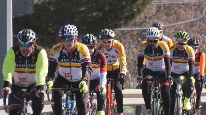 Club Ciclista Chamartín, uno de los más históricos del ciclismo madrileño