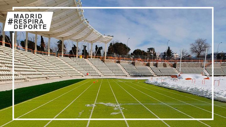 Los Juegos Deportivos Municipales de Madrid retoman su competición tras Filomena