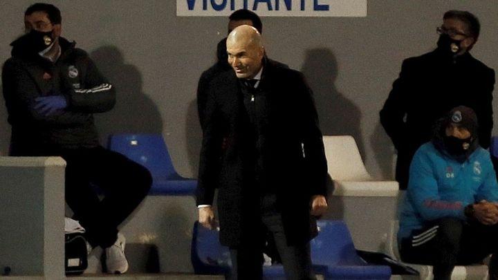 Los errores que se achacan a Zidane