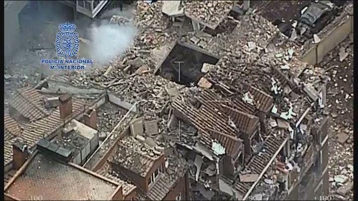 Cobra fuerza la hipótesis de un fallo en el sistema de alimentación del gas como causa de la tragedia de la calle Toledo