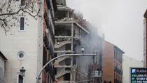 """La demolición del edificio de la calle Toledo se realizará desde el exterior """"de forma inmediata"""""""