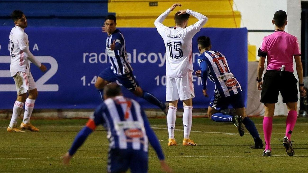 Alcoyano-Real Madrid