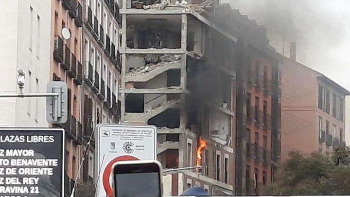 Los vecinos afectados por la explosión temen que sus seguros no cubran el realojo mientras se realizan las obras de sus casas